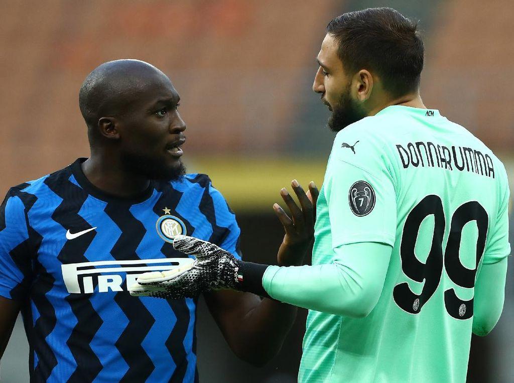 Perpisahan Donnarumma-Milan Lebih Pedih ketimbang Lukaku-Inter