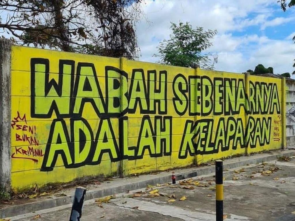 Biarkan Mural-Mural itu Viral