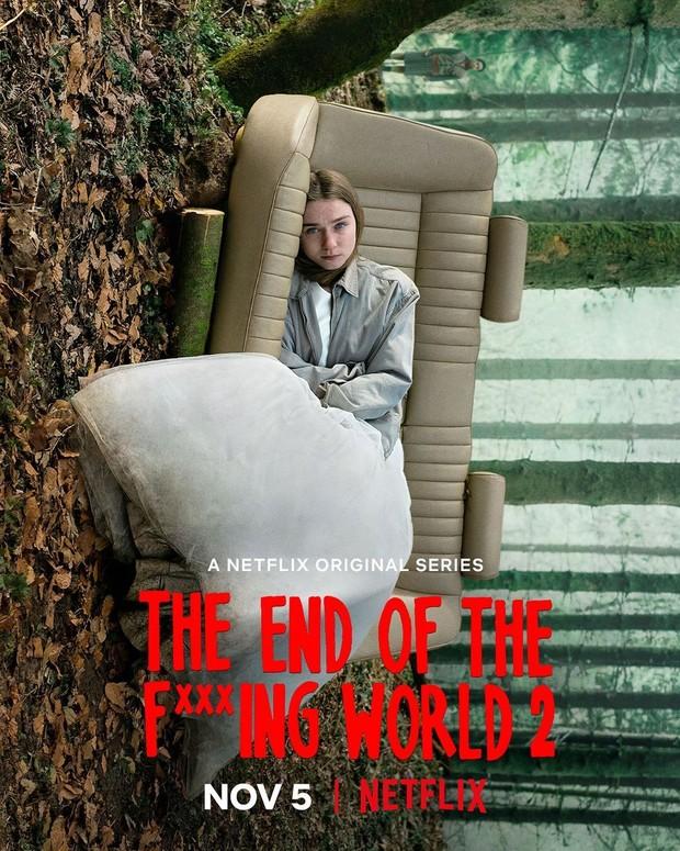 Netflix yang bercerita tentang perjalanan mencari jati diri remaja