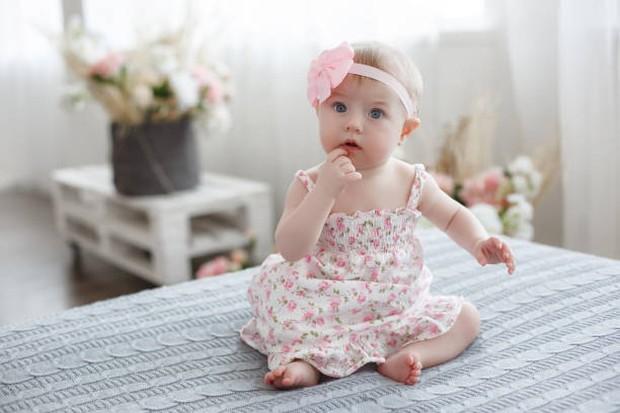 Nama bayi perempuan terinspirasi bulan Agustus. Foto: Getty Images/iStockphoto/alexandr_1958