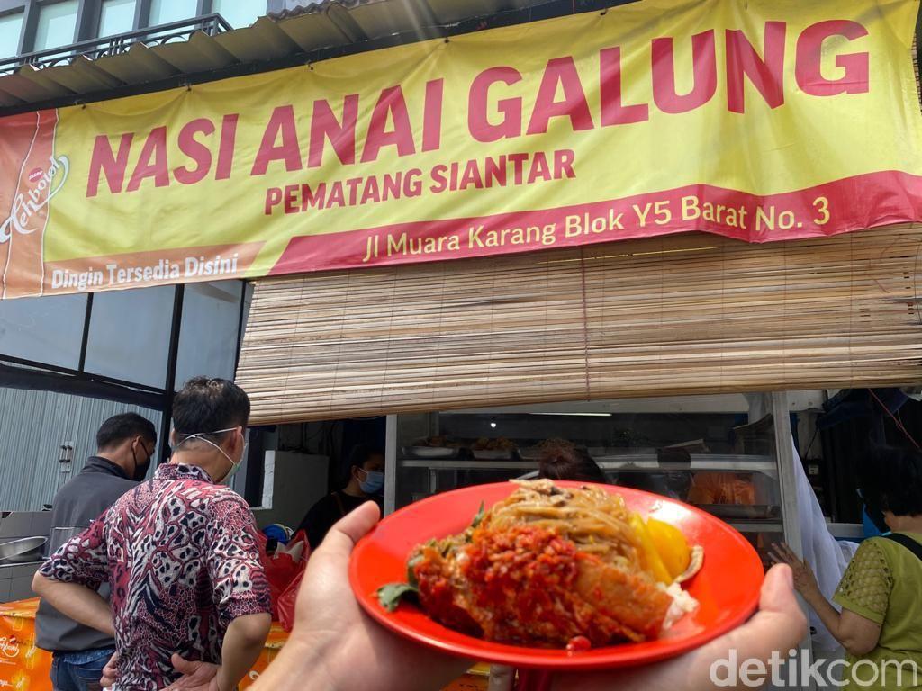 Nasi Rames Khas Pematang Siantar: Cita Rasa Kuliner Kaya Rempah