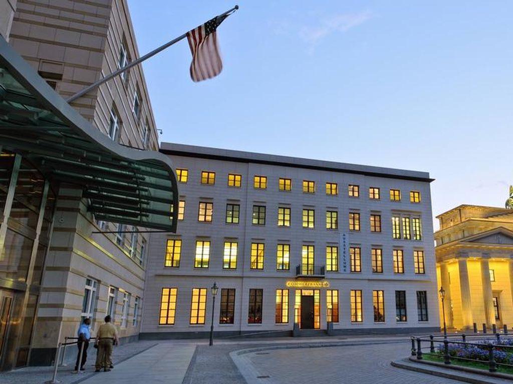 Pejabat AS di Jerman Dilaporkan Menderita Sindrom Havana