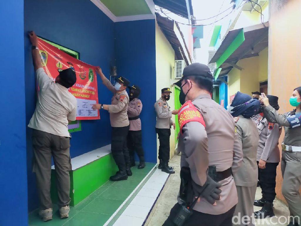 Usai Lorok Indah, Giliran Lokalisasi Ngemblok City-Kampung Baru Pati Ditutup