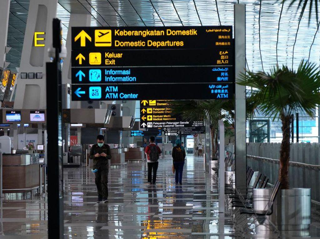 Syarat Penerbangan Selama PPKM 17-23 Agustus 2021, Cek di Sini