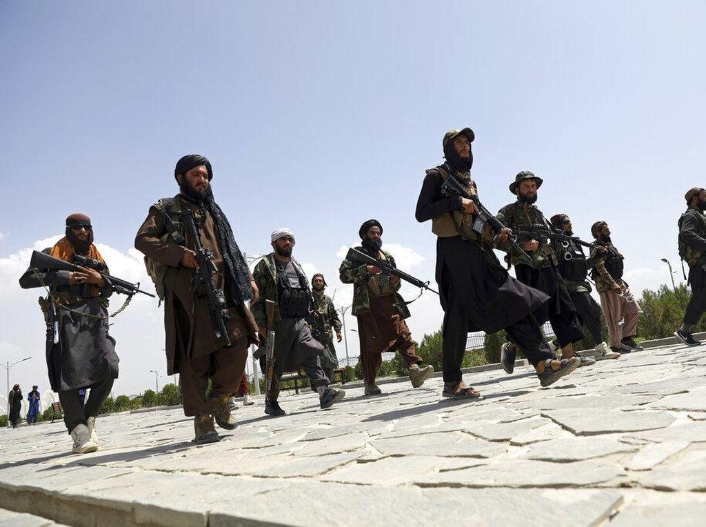 Taliban Dikabarkan Ingin Berdamai dengan Pasukan Pemberontak