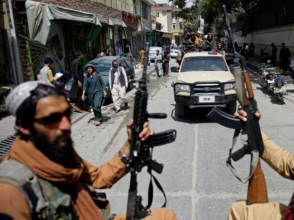 Taliban Ancam Ilmuwan Afghanistan dan Masa Depan Sains