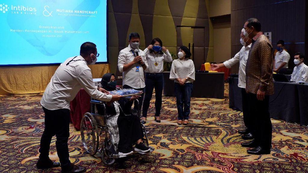 Bantu Kebangkitan UMKM Disabilitas