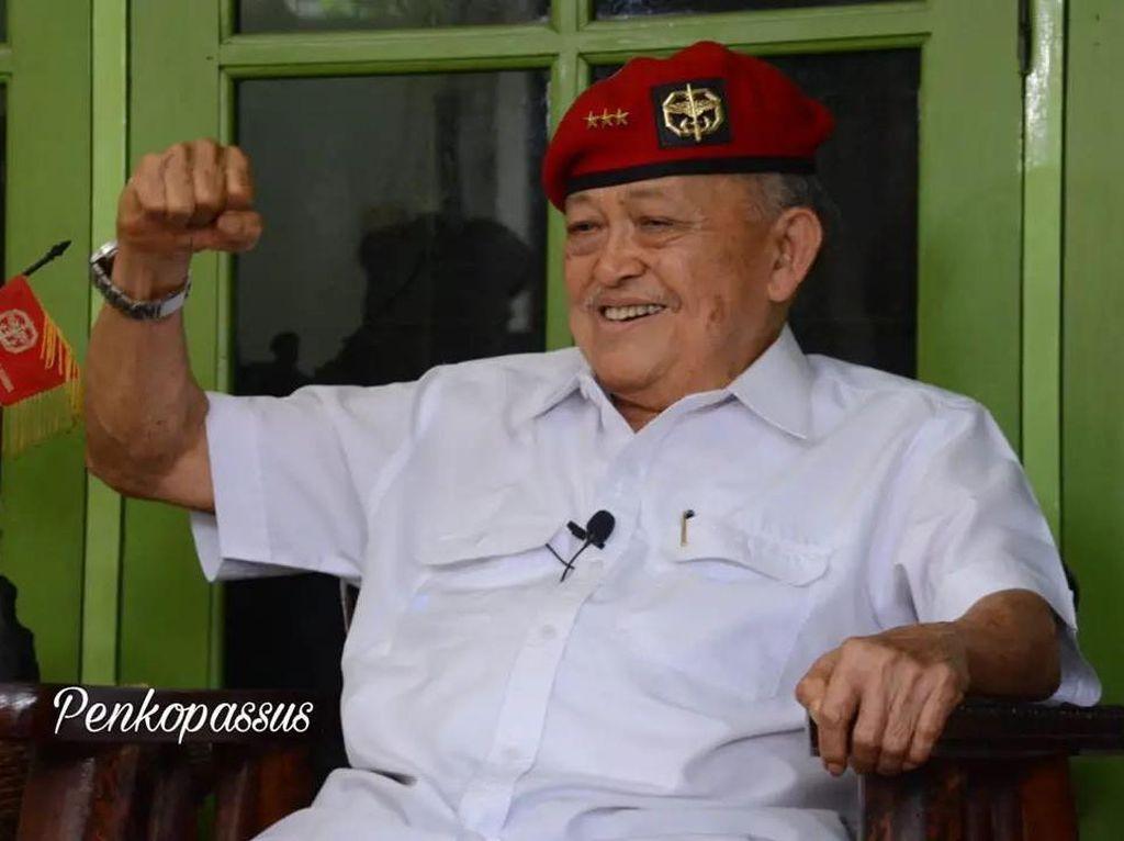 Kabar Duka, Eks Pangkostrad Letjen TNI Purn Kuntara Tutup Usia