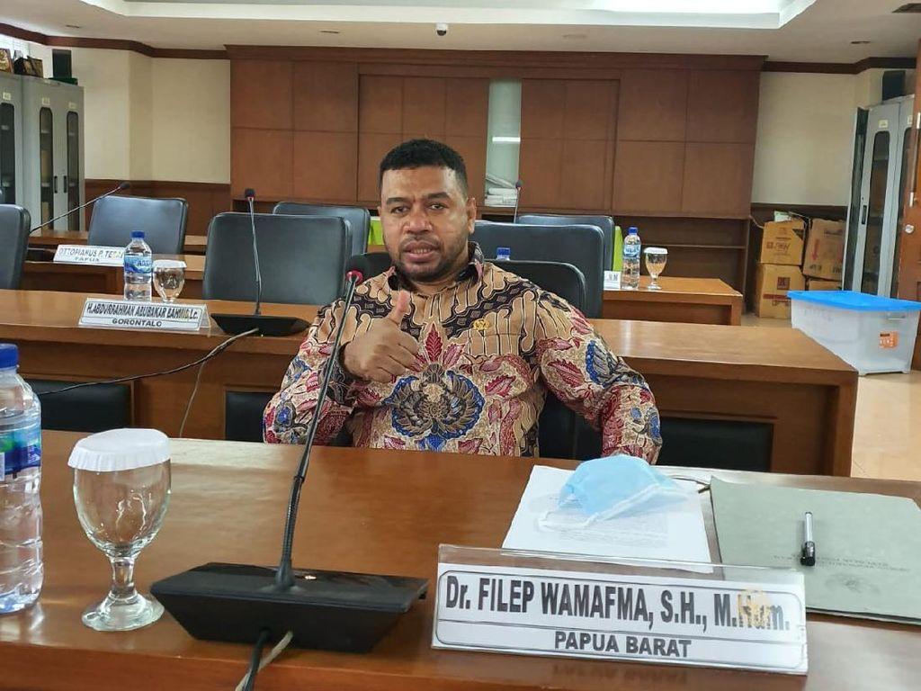 Senator Papua Apresiasi Kementan Bangun Pertanian di Timur Indonesia