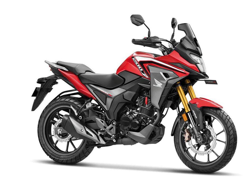 Honda CB200X Meluncur, Motor Sport Adventure Seharga Rp 27 Jutaan