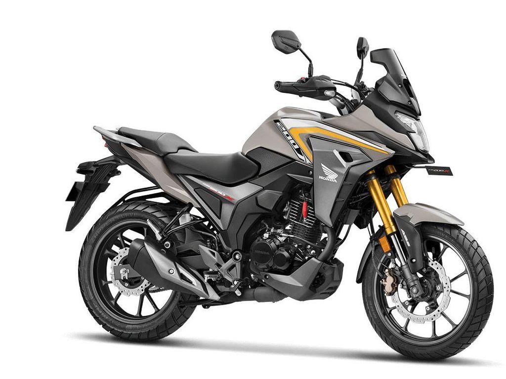 Spesifikasi Honda CB200X, Sport Adventure yang Dijual Rp 27 Jutaan