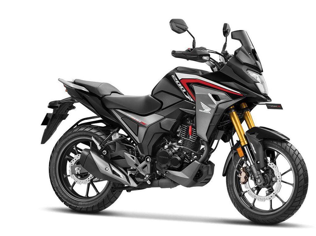 Wujud Honda CB200X, Motor Sport Adventure Harga di Bawah Rp 30 Juta