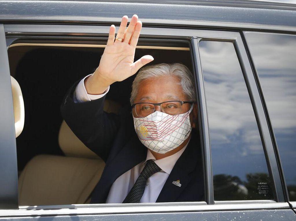 Ismail Sabri Resmi Dilantik Jadi Perdana Menteri Malaysia