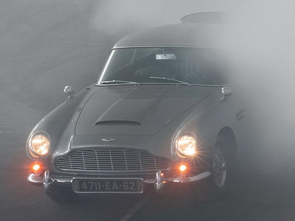 Hilang Selama 25 Tahun, Mobil James Bond Kini Ditemukan Kembali