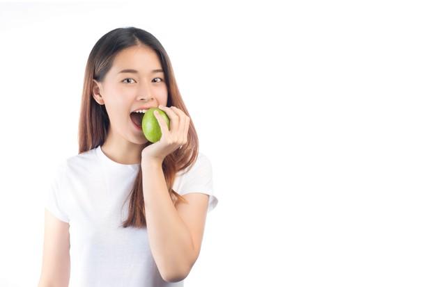 Terapkan pola makan sehat