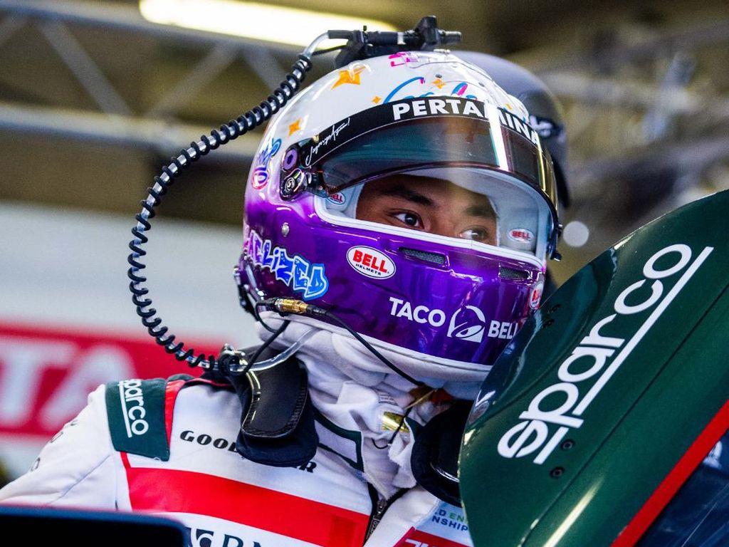 Sean Gelael Jadi Pebalap Pertama Jota #28 di 24 Hours of Le Mans