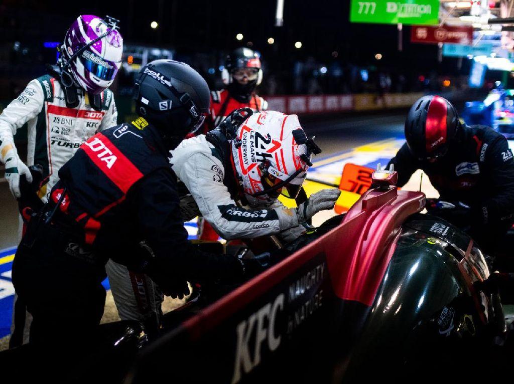 Sean dan Jota #28 Sudah Siap Balapan 24 Jam di Le Mans