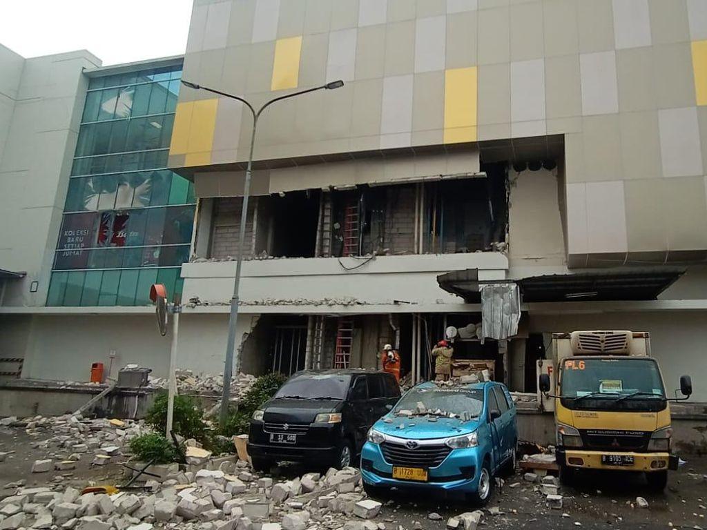 Cerita Pengunjung Dengar Ledakan di Margo City: Kayak Suara Meriam!