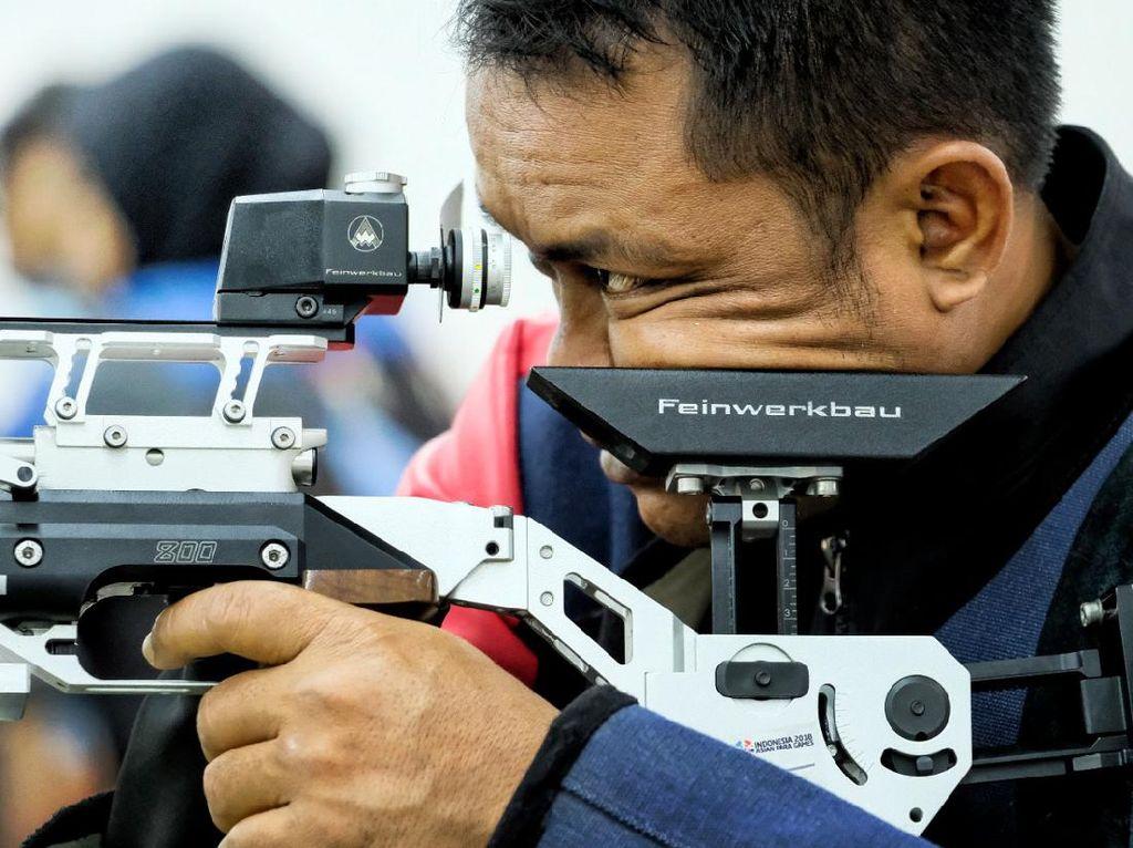 Bolo Terhenti, Indonesia Belum Tambah Medali Paralimpiade Tokyo