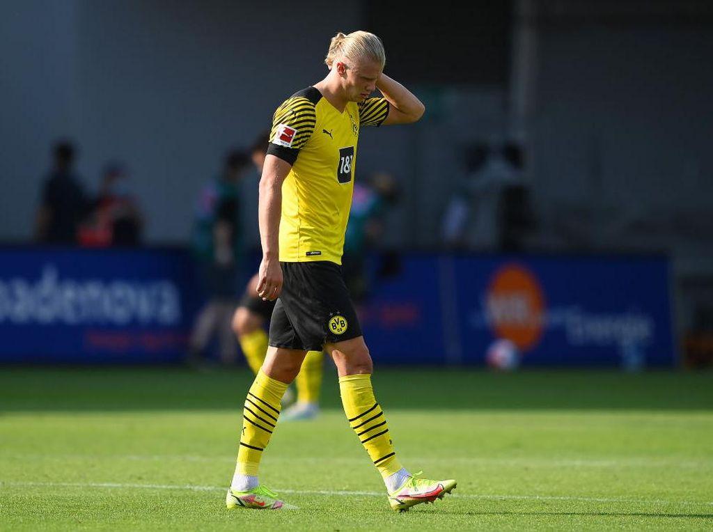 CEO Dortmund: Haaland Cabut di 2022? Omong Kosong!