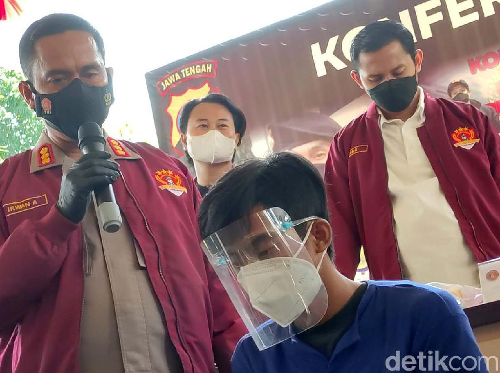 Ulah Bejat Pacar Tutupi Pembunuhan Wanita Hamil di Indekos Semarang