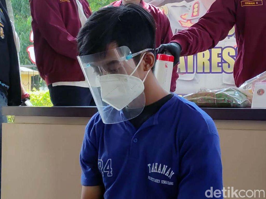 5 Fakta Aksi Sadis Agung di Semarang, Injak Perut Pacar Hamil hingga Tewas
