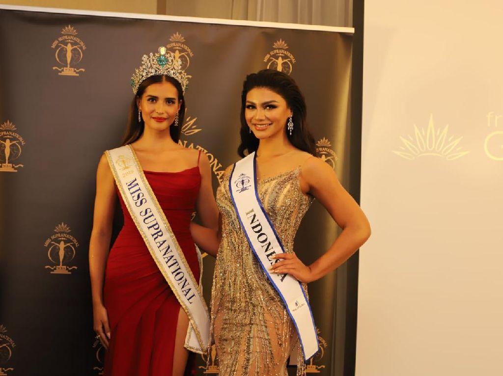 Puteri Indonesia Akan Kirim Surat ke Petinggi Miss Supranational yang Hina RI