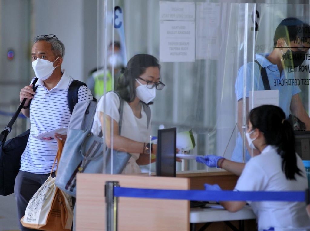 Ingat! Pandemi Belum Usai, WNI dari Luar Negeri Wajib Karantina