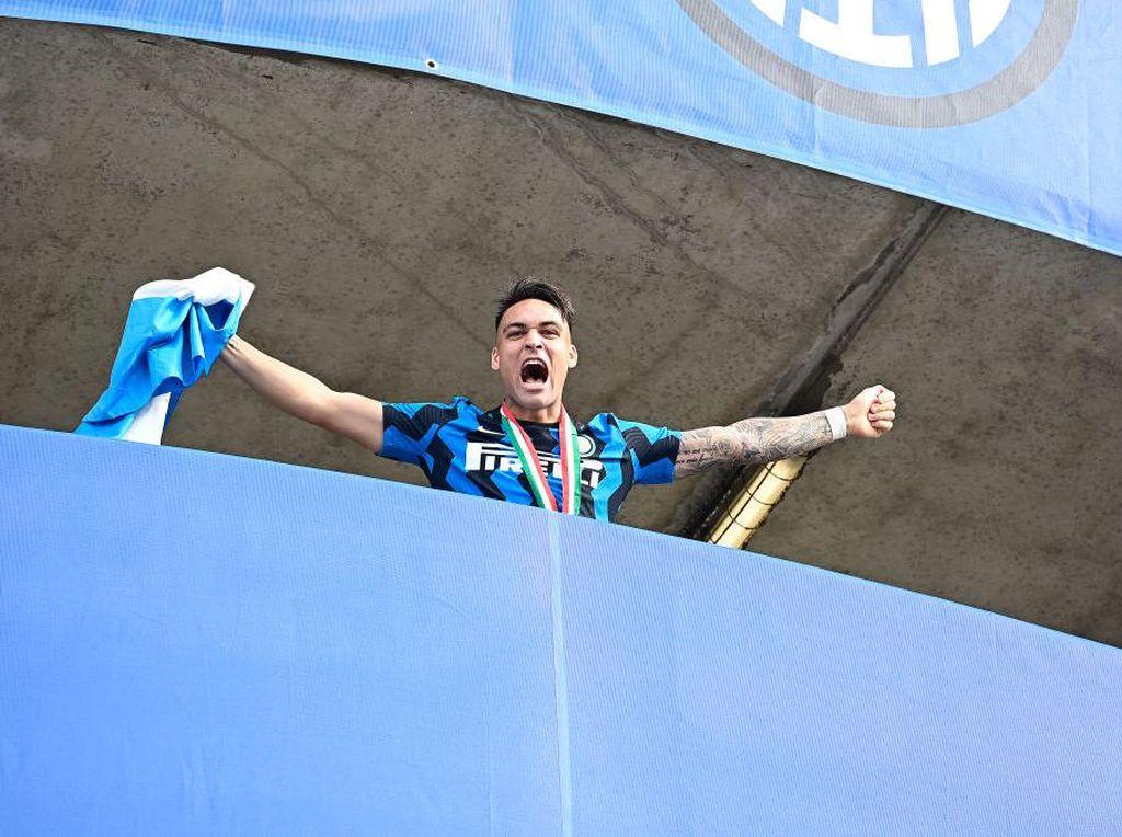 Inter Milan: Lautaro Martinez Takkan Pergi