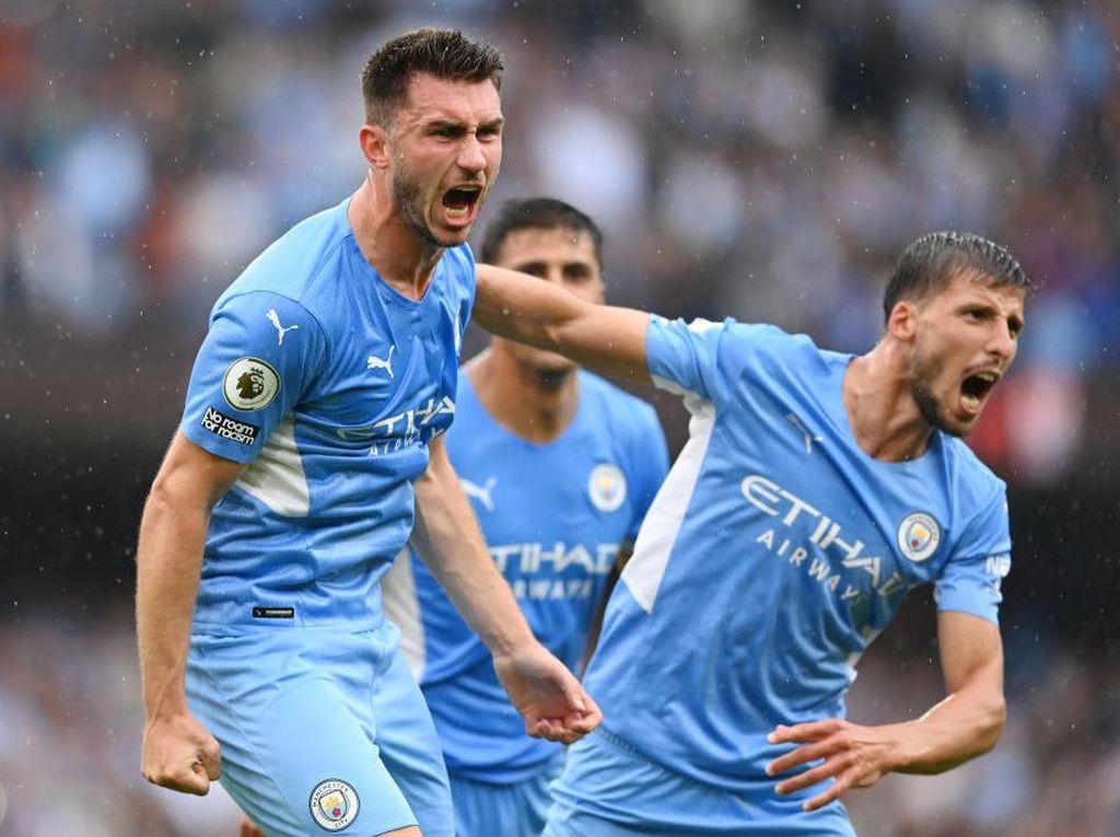 Manchester City Masih Sama Menakutkannya dengan Musim Lalu