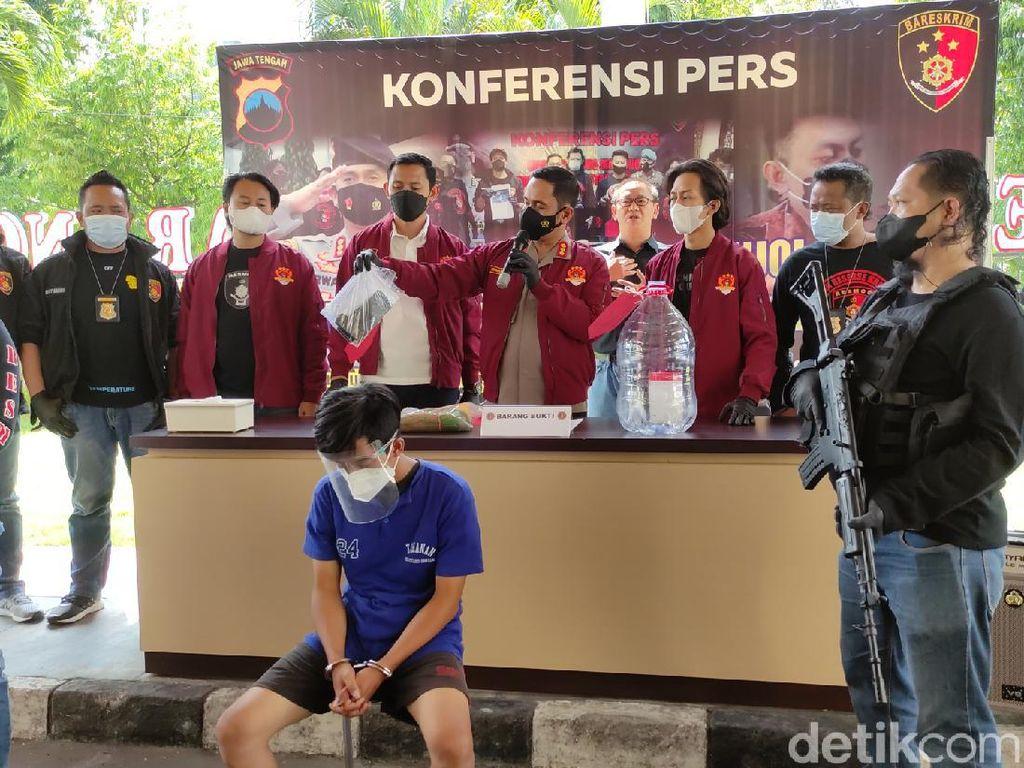 Terungkap! Ini Motif Pria Pembunuh Wanita Hamil di Indekos Semarang