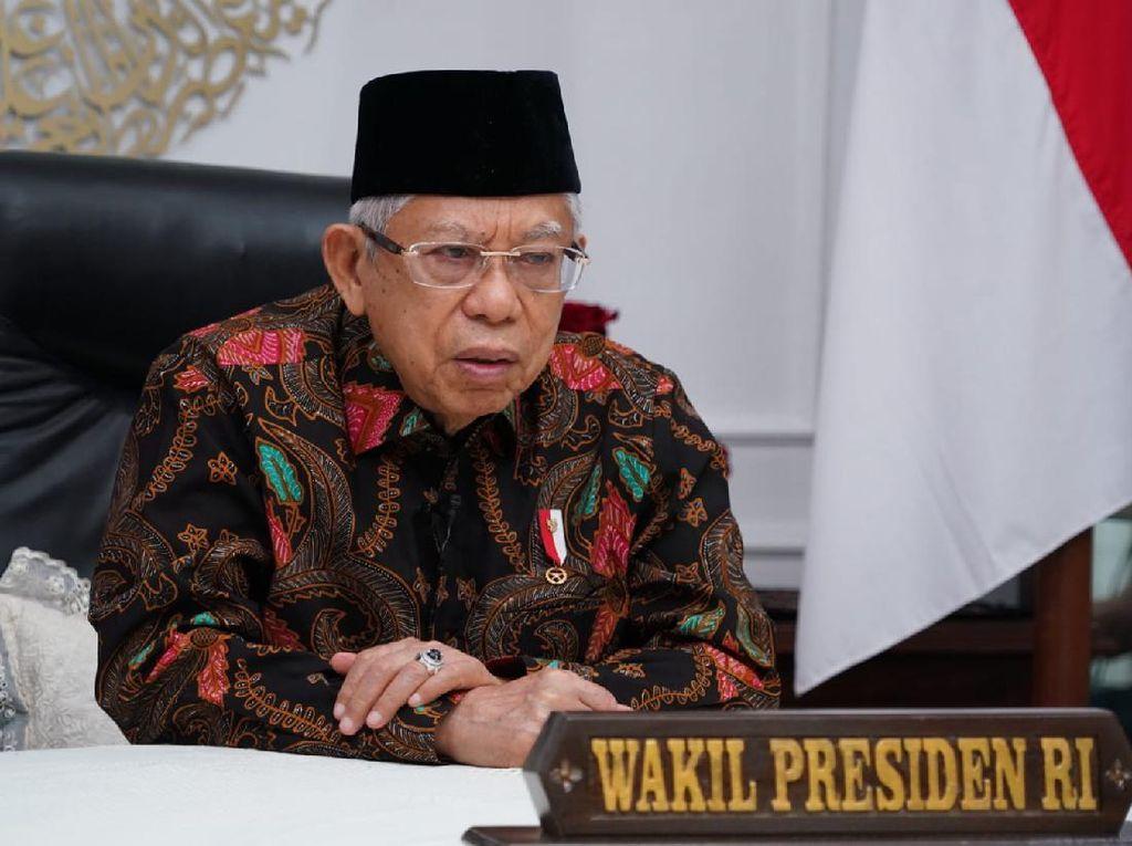 Maruf Bicara Gelombang Ketiga Akibat Varian Baru Corona, Siapkah Indonesia?