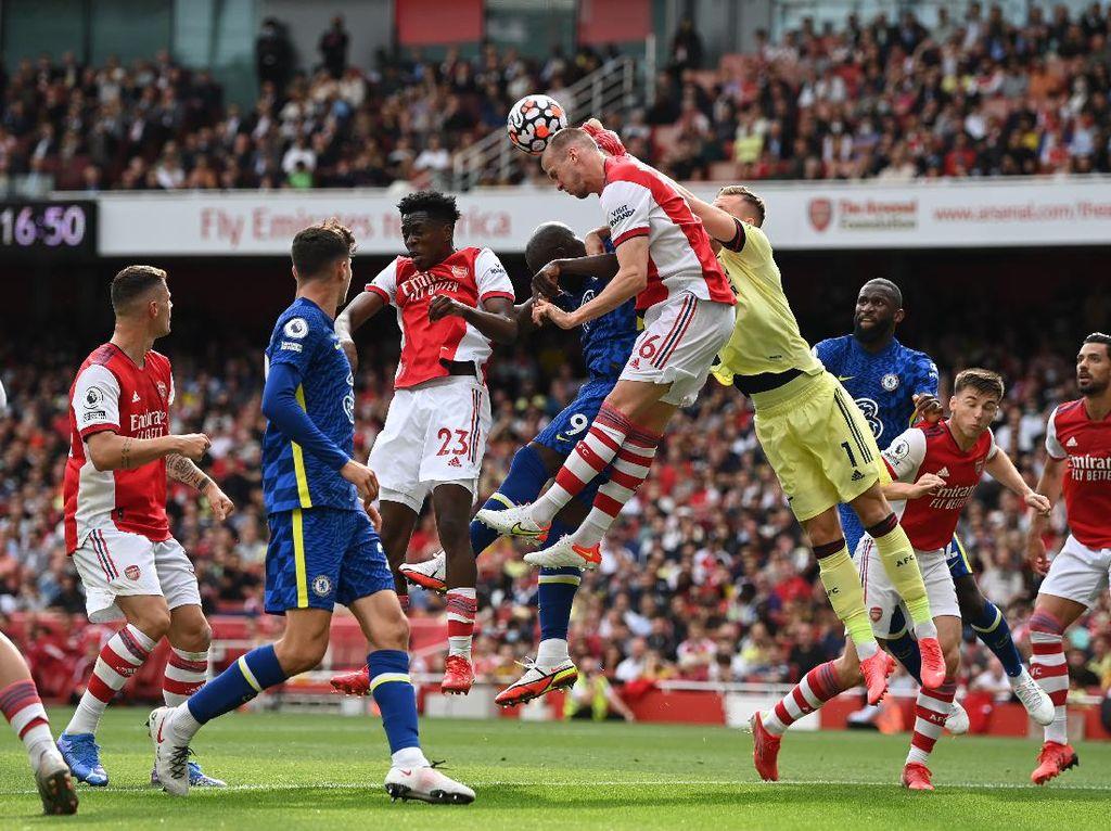 Arsenal Saat Ini Bikin Prihatin Mantan Pemain