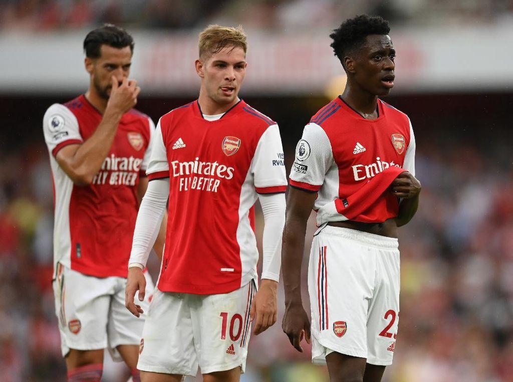 Arsenal Dikritik, Xhaka: Baru 2 Pertandingan, Lo