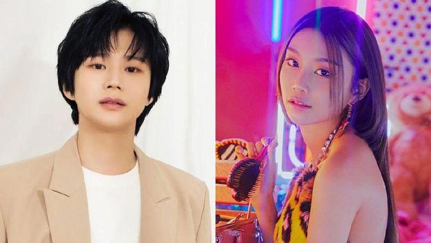 Go Public, Pasangan Artis Korea Ini Mengumumkan Kabar Pacaran di Tahun 2021!