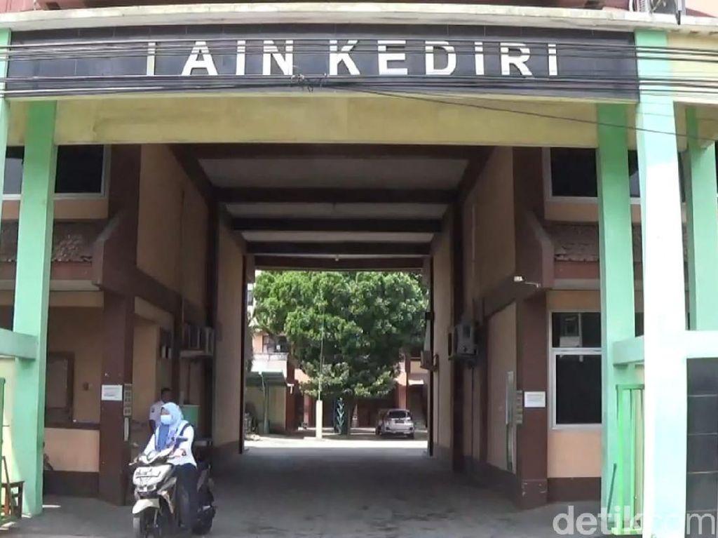 Dosen IAIN Kediri yang Dilaporkan Lecehkan Mahasiswi Dicopot dari Jabatannya