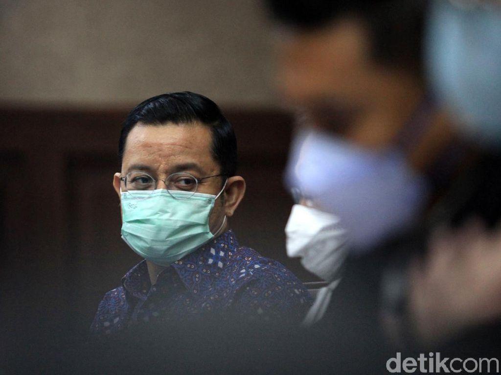KPK Setorkan Rp 500 Juta ke Kas Negara dari Denda Juliari Batubara