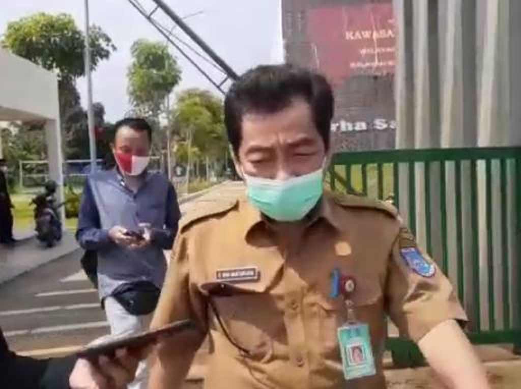Kadispora Tangsel Diperiksa Polisi Terkait Dugaan Intimidasi Wartawan