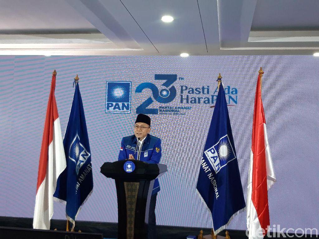 Ketum PAN: Jokowi Lebam Atasi Pandemi, tapi Kita Tak Bisa Bantu Banyak