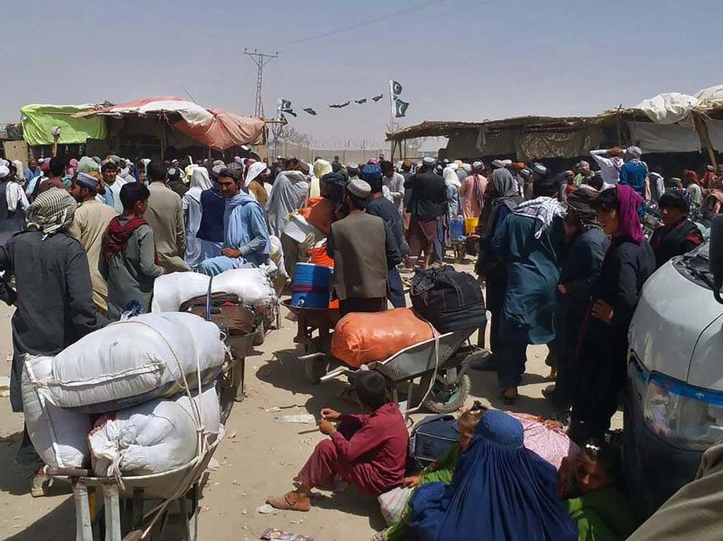 Persediaan Alkes di Afghanistan Hanya Bisa Bertahan Seminggu