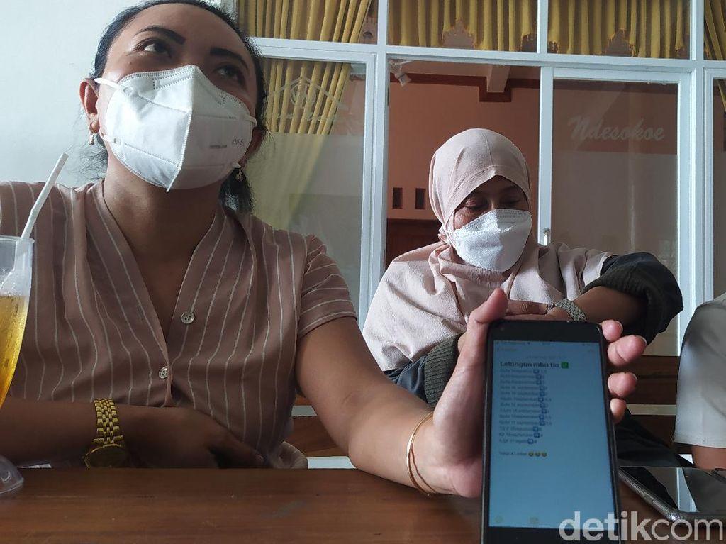 Curhatan Para Korban Penipuan Arisan Online hingga Miliaran di Blora