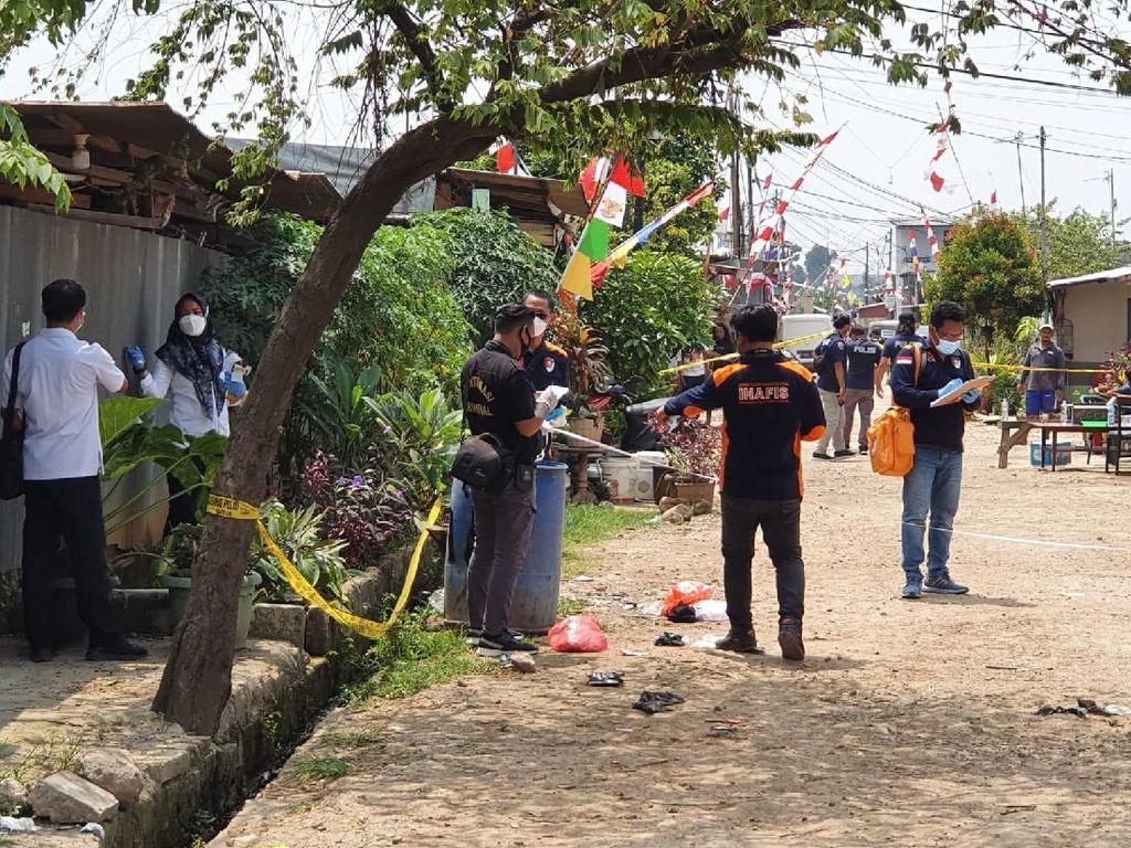Kronologi Penemuan Benda Mirip Bom dalam Tong Sampah di Bekasi