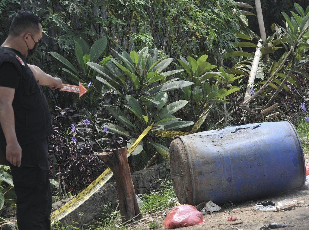 Polisi Pastikan Benda Mencurigakan yang Dibuang di Bekasi Bukan Bom