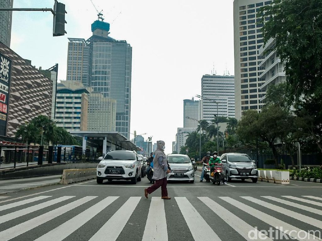Legislator Kebon Sirih Minta Pelonggaran Jika Jakarta Tetap PPKM Level 3