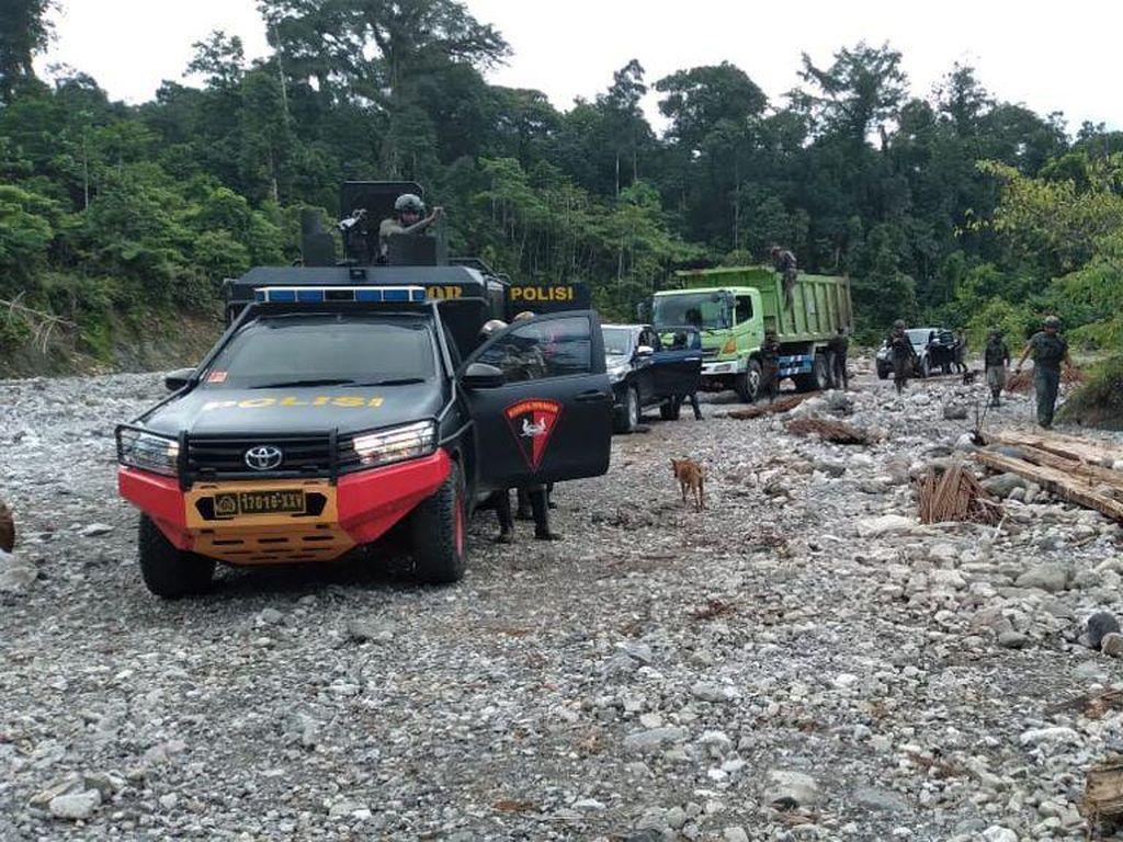 4 Fakta KKB Sadis Bunuh Pekerja Proyek Jembatan di Papua