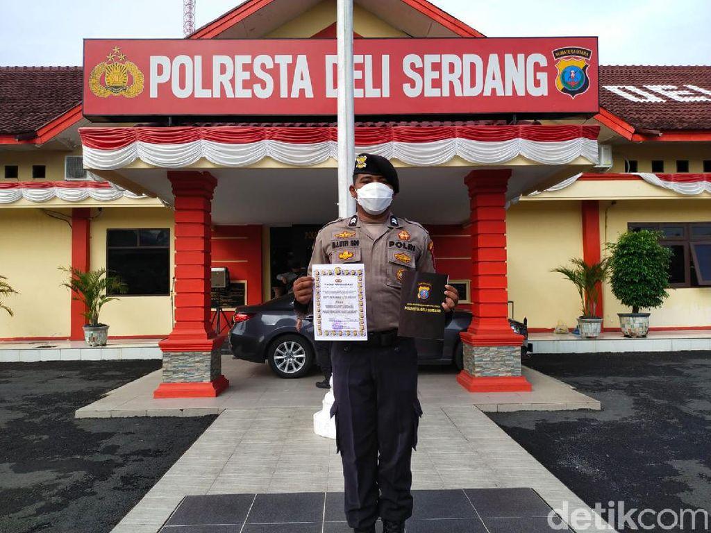 Cerita Polisi Bantu Pria Jatuh dari Sepeda, Korban Ternyata Eks Kapoldasu