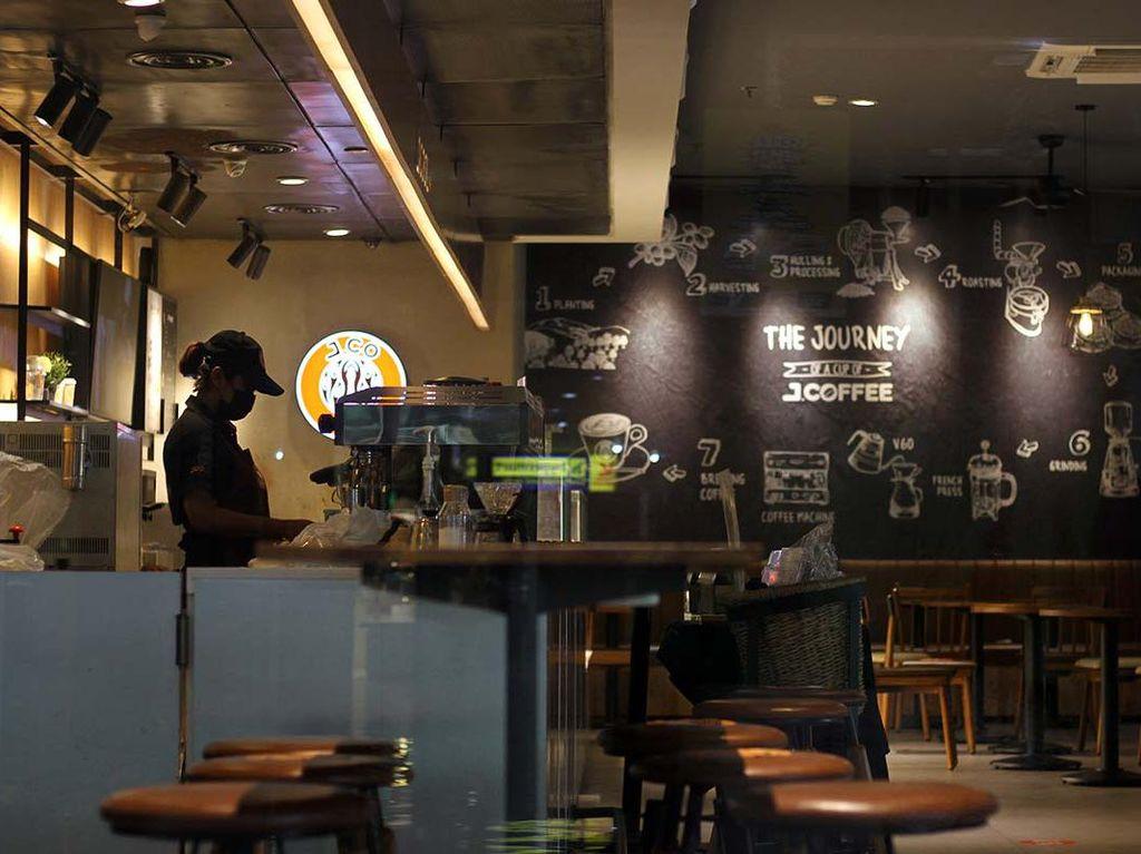 Jabodetabek-Surabaya PPKM Level 3, Ini Aturan Makan di Restoran