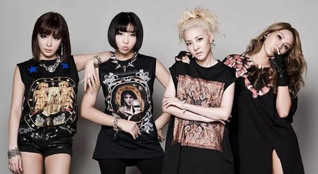 2NE1 / foto: YG Entertainment