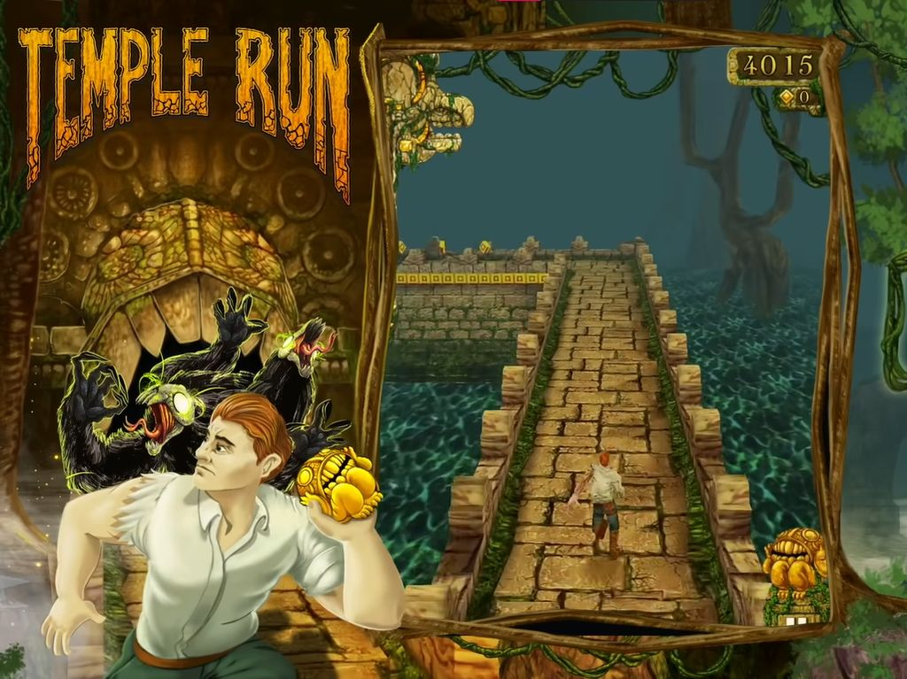 5 Rekomendasi Game Android Endless Running Terbaik