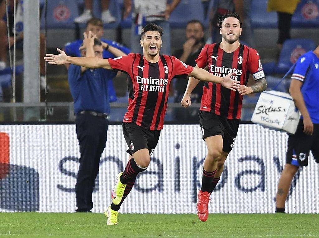 Hernan Crespo Juga Yakin AC Milan Bisa Bersaing Raih Scudetto